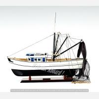 WB167 Shrimp Boat/北米の海老網漁船