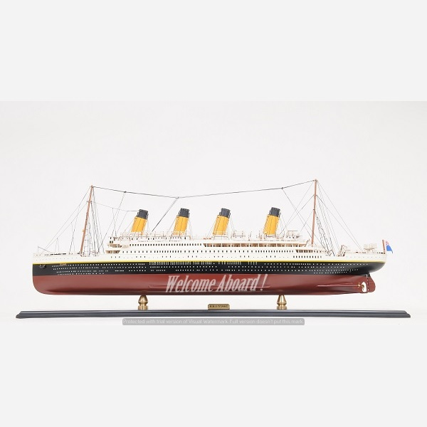 画像1: OL223 Titanic Museum Quality / タイタニック ミュージアムスペック