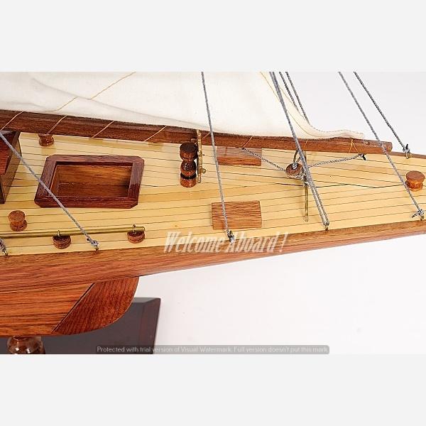 画像5: YT167 Shamrock Yacht(Large)/シャムロック(L)