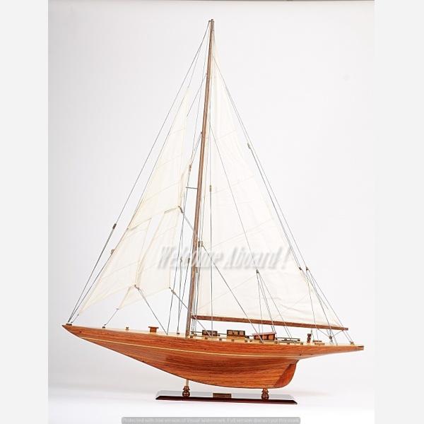 画像1: YT167 Shamrock Yacht(Large)/シャムロック(L)