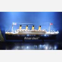 OL180  Titanic with lighs / タイタニック LED照明つき
