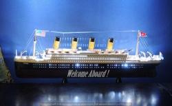 NEW COMER!! OL180 Titanic with lighs / タイタニック LED照明つき